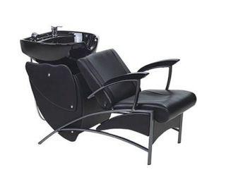 Lavacabezas con sillón IRIS - Cerámica fija