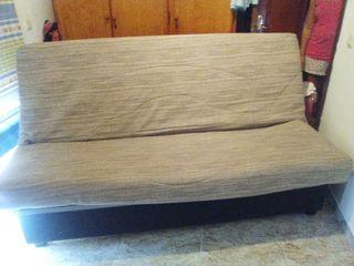 Sofá cama y canapé