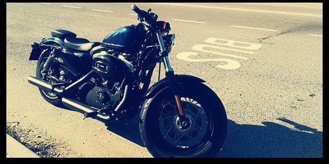 Harley Davidson FortyEigth 1200cc