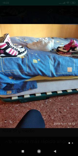 Zapatillas nike y Adidas original
