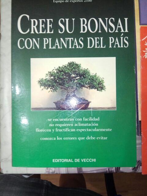 libros bonsai