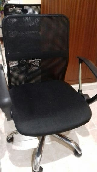 Se vende silla de escritorio