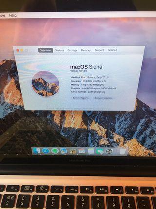 """MacBook Pro 13"""" (Principios 2011)"""
