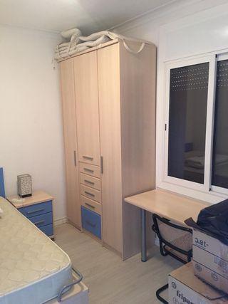 Habitación Juvenil Mueble De Wallapop Ikea Mano Segunda En 354ARLjq