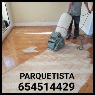 PARQUETISTA PROFESIONAL 654514429