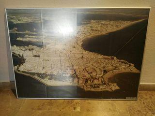 cuadro antiguo Cádiz