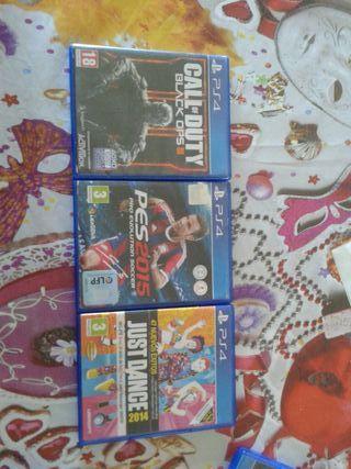 Juegos de PS4 baratos
