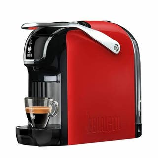 Cafetera Bualetti CF67 Break Red
