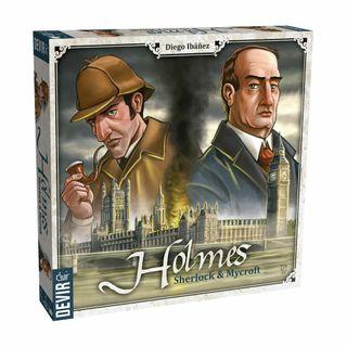 Juego de mesa Holmes: Sherlock and Mycroft