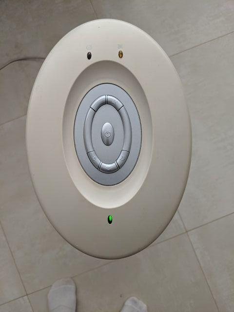 Purificador de aire con filtro HEPA