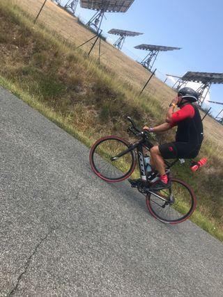 Bicicleta felt iniciación al Triatlon