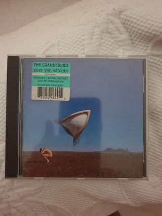 CD The Cramberries Bury the hatchet