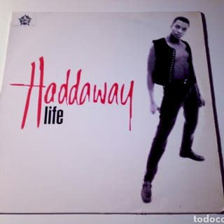 HADDAWAY - LIFE