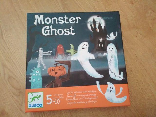 Juego de mesa Monster Ghost