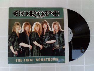 Vinilo MAXI EUROPE THE FINAL COUNTDOWN