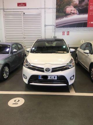 Toyota Verso 2018