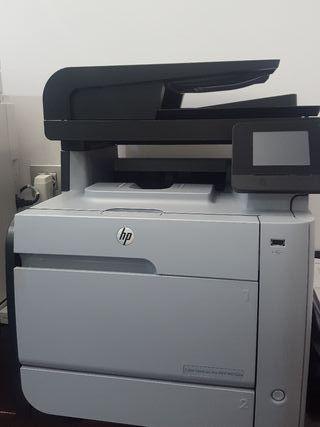 Impresora Laser HP.