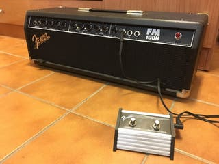 Cabezal Fender 100H