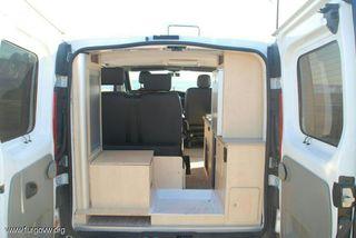 furgoneta camper unica