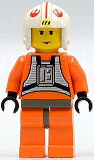 Lego STAR WARS Luke Skywalker (7140)
