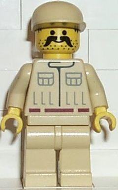 Lego STAR WARS Rebel Technician (7140)