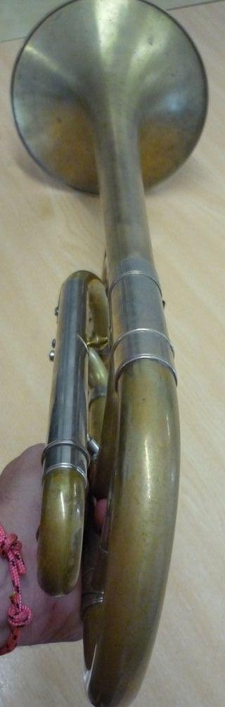 Trombón Bach Stradivarius 42 Raw Brass