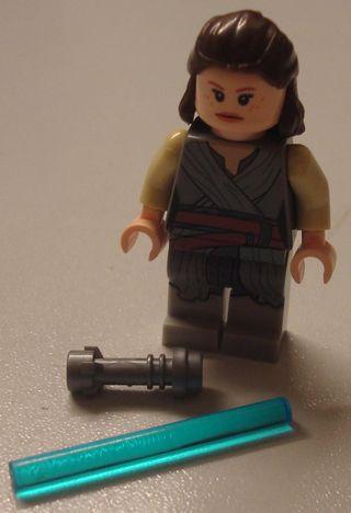 Compatible con Lego STAR WARS Rey (75216)