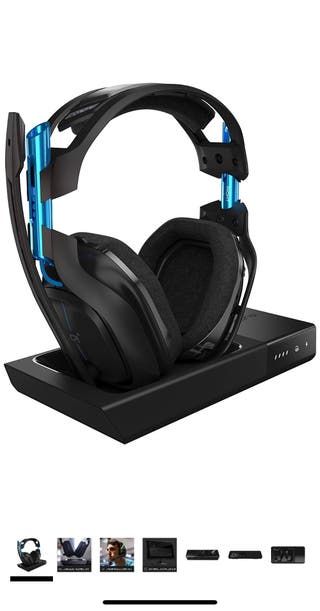 Astro A50 wireless 3ª generación