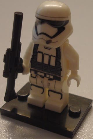 Lego compatible STAR WARS First Order Heavy Assaul