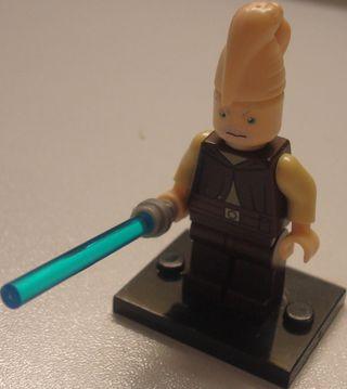 Compatible con Lego STAR WARS Ki-Adi-Mundi (7959)