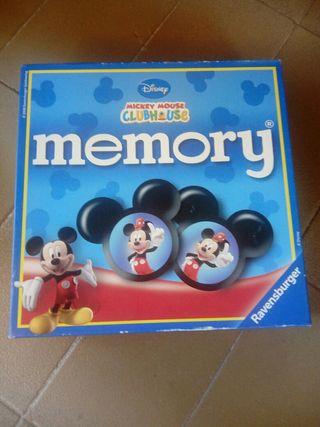 juego mesa Mickey niños