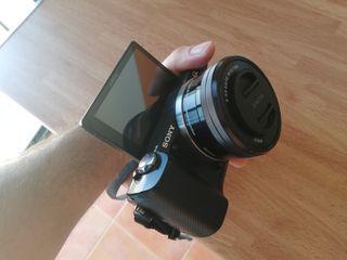 cámara digital Sony a5000