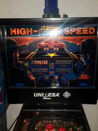Pinball High Speed