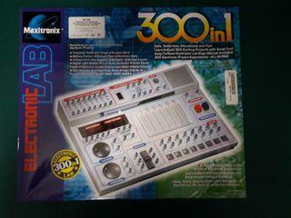 Entrenador electrónica 300 en 1