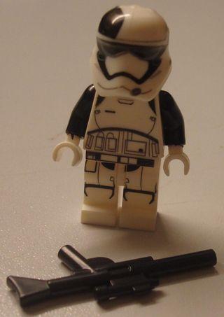 Lego compatible STAR WARS First Order Stormtrooper