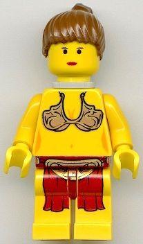Lego STAR WARS Princess Leia (4480)