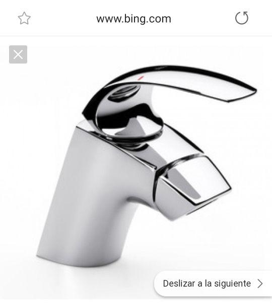 Grifo bidet o lavabo pequeño. Modelo M2 Roca