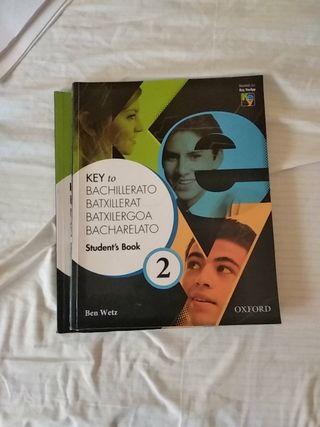 Libro de inglés 2ndo de bachillerato
