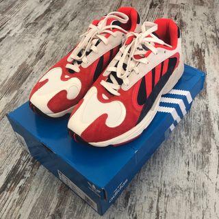 Adidas Yung 1 Rojas Nuevas talla 44 2/3