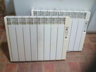 6 Radiadores eléctricos de bajo consumo