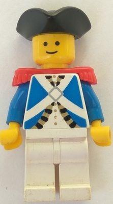 Lego Imperial Soldier - Sailor (6274)