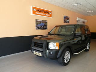 Land Rover Discovery 2.7 TDV6 SE 5p.