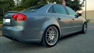 Audi A4 2.0 TFSI 200cv tuning