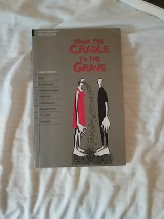 """Libro """"From the cradle to the grave"""""""