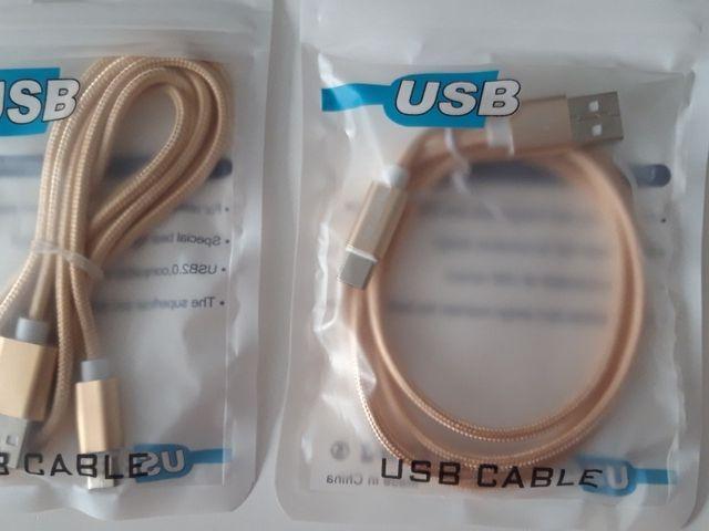 Cargadores USB tipo C