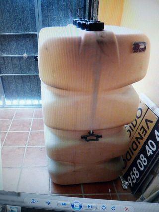 Deposito gasoil 700 litros TR-Lentz