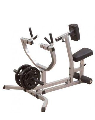 Body Solid GSRM 40, remo sentado - un regalo
