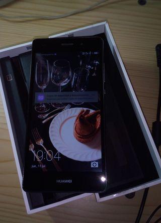 móvil Huawei libre