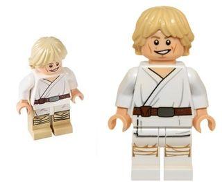 Lego STAR WARS Luke Skywalker (75056)