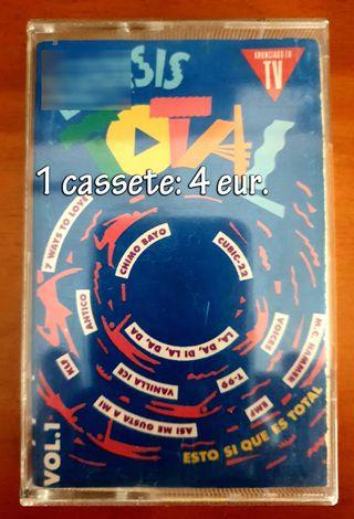 1 Casete EX-TASIS TOTAL